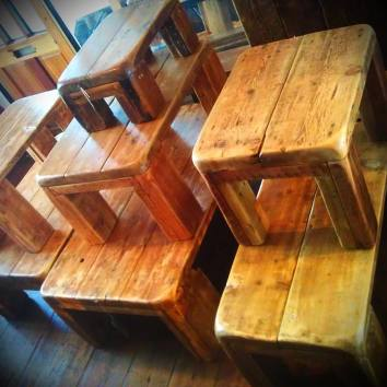 chunky-tables-display-in-shop